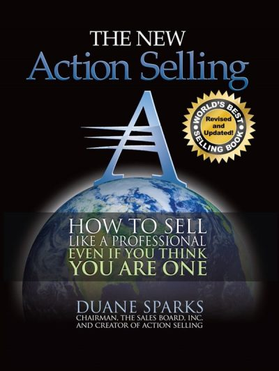 action selling 400x533 - Sales Books