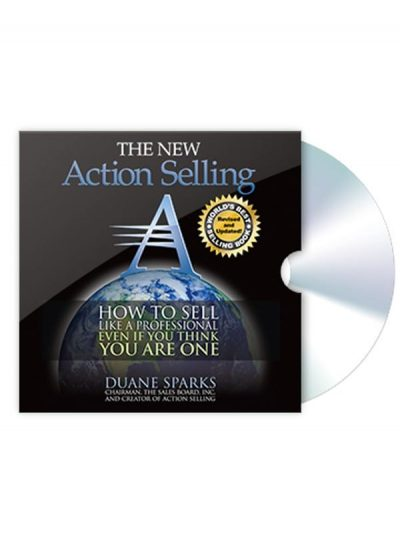 action selling cd 400x533 - Sales Books