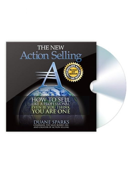 The New Action Selling How To Sell Like A Professional Even If You Think You Are One - Audio CD