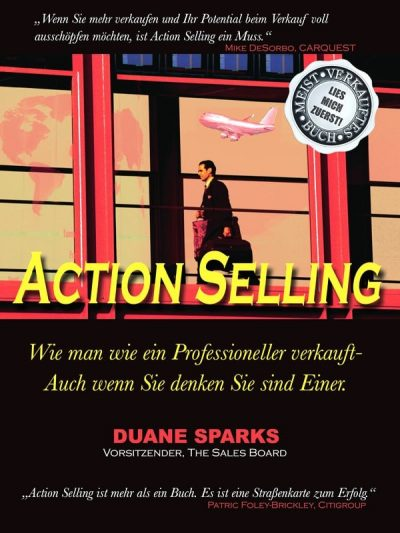action selling german 400x533 - Sales Books