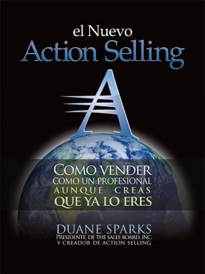 action selling spanish 400x533 - Sales Books