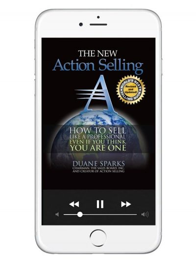 action selling mp3 400x533 - Sales Books