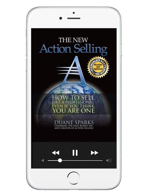 The New Action Selling How To Sell Like A Professional Even If You Think You Are One - Audio MP3