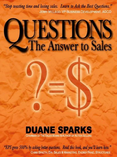 book questions 400x533 - Sales Books