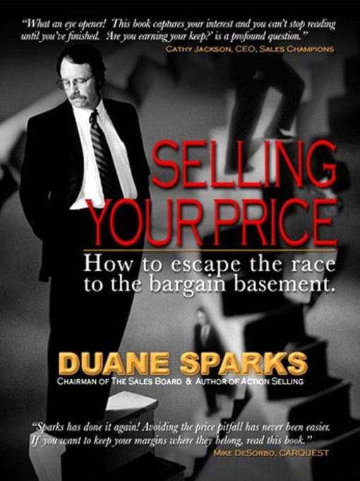 Selling Your Price Book
