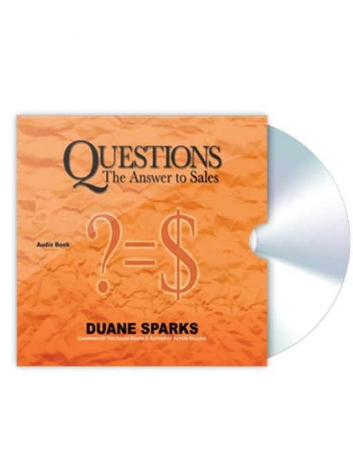 Questions The Answer to Sales CD
