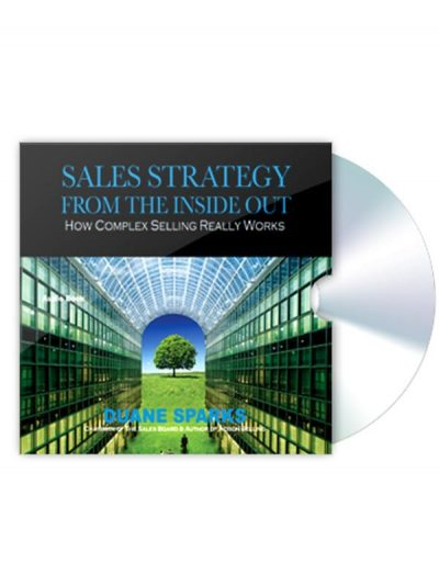 cd sales strategy 400x533 - Sales Books