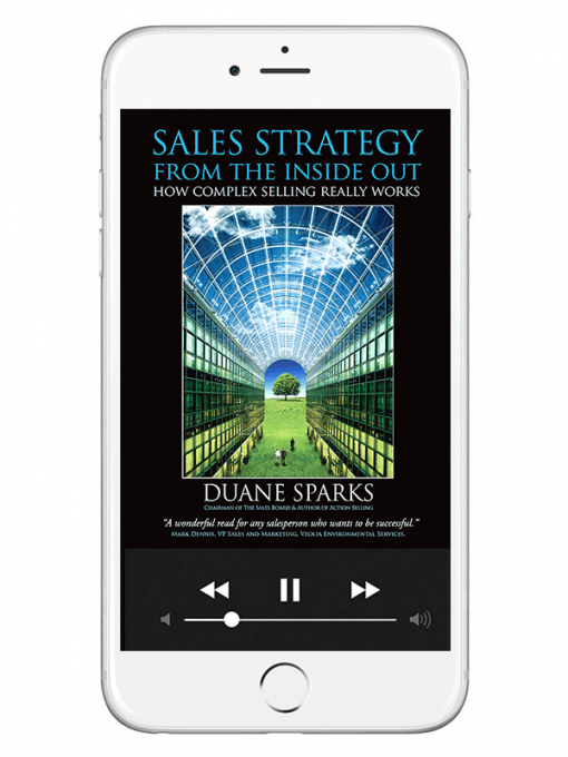 Sales Strategy From The Inside Out How Complex Selling Really Works
