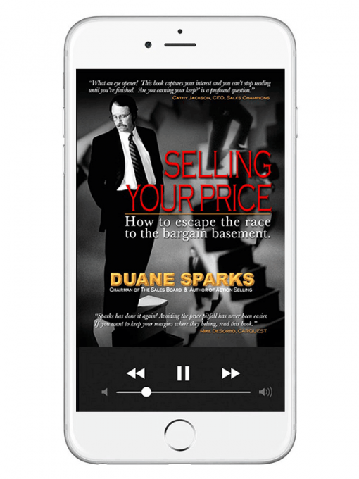 Selling Your Price - Audio Book MP3 How to escape the race to the bargain basement
