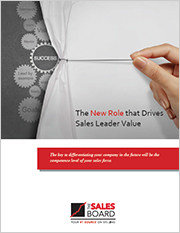 new role - Sales Training Top Content