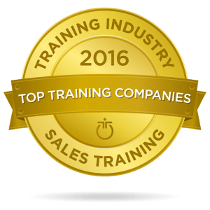 TI Top 20 Badges SalesTraining large 300x300 - 2016 Training Industry Top 20 Sales Training Company