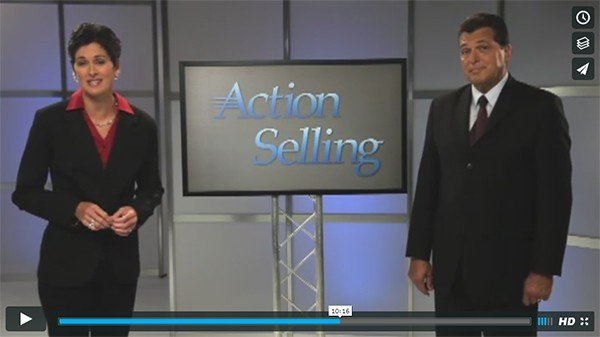 video clip1 - Action Selling Differentiators: #3 Action Selling 6.0 Video