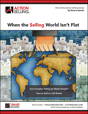 flat1 - Landing: When the Selling World Isn't Flat Whitepaper