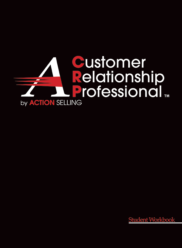 AS CRP SW cover red website - Customer Relationship Professional (CRP) Training w/ Book Offer