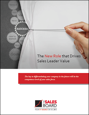 new role mc - Landing: The New Role that Drives Sales Leader Value