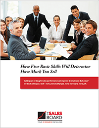 5 skills 200 - Sales White Papers