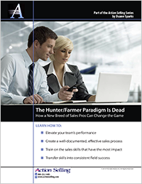 hunter farmer 200 - Sales White Papers
