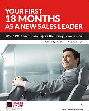 18 mo 96 300 - Landing: Your First 18 Months As A New Sales Leader Whitepaper