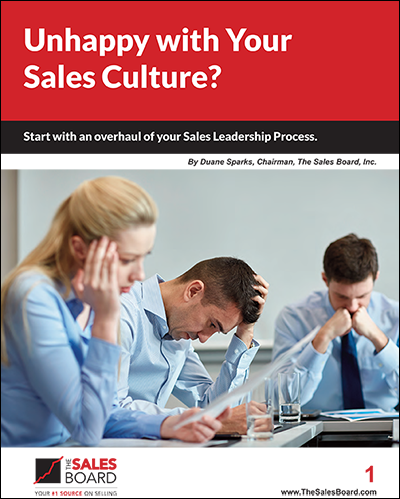 Unhappy with Sales Culture WP lg - Landing: Unhappy with Your Sales Culture? TI 2019