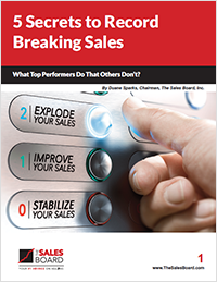 5 secrets new 200 - Sales White Papers