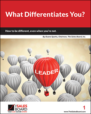 What Differentiates You WP 300 - Landing: What Differentiates You?