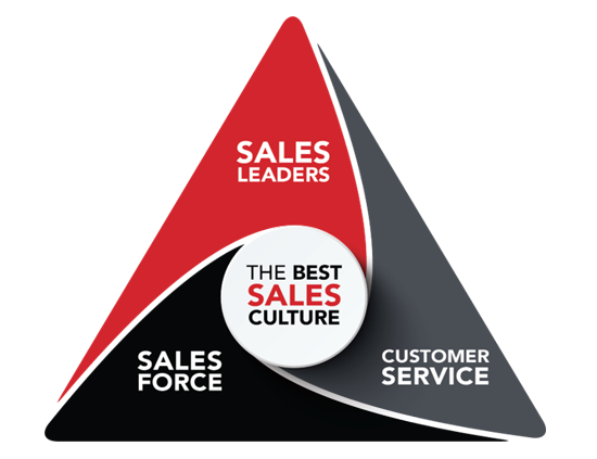 culture triangle 550 1 - The Sales Leader's Toughest Challenge