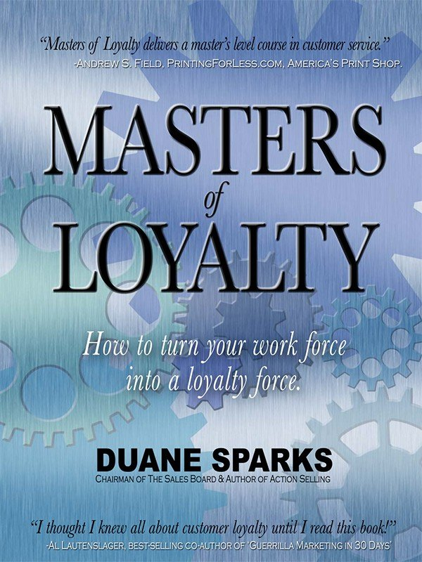 MastersOfLoyalty front cover high res1 - What's Wrong with Measuring Customer Satisfaction w/ Book Offer
