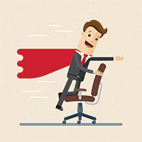 super hero 200 - 10 Great Ideas About Sales Leadership