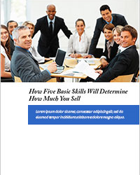 5 basic skills 200 - Sales White Papers