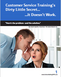 dirty little secret wp 200 1 - Sales White Papers