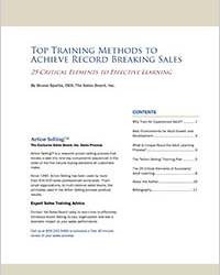 top method 200 - Sales White Papers