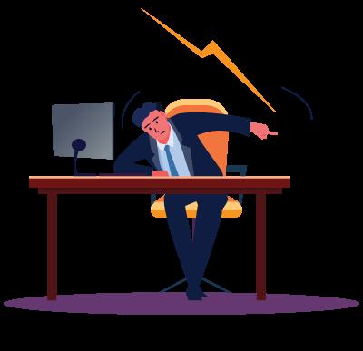 desk - Sales Fails 6 - Landing Page